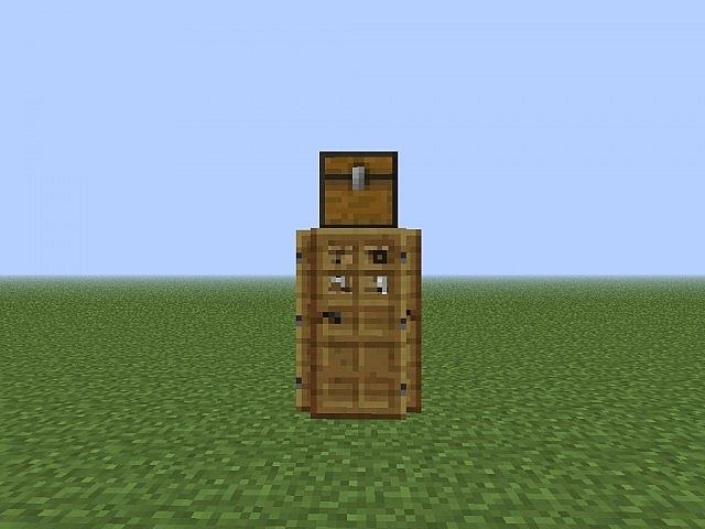 One Of The Smallest Minecraft Houses Minecraft Project