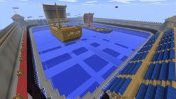 Ship Battles Sample Minecraft Project