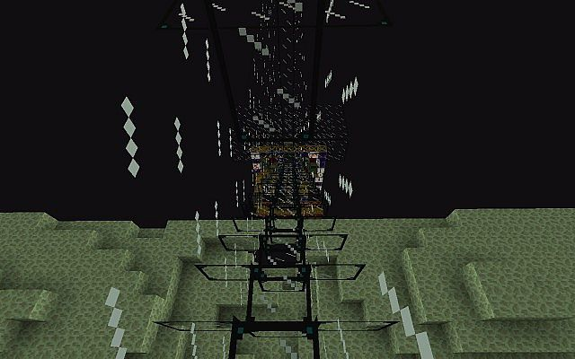 Stairs To Ender UFO
