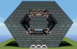 The Hexagon Minecraft Map & Project