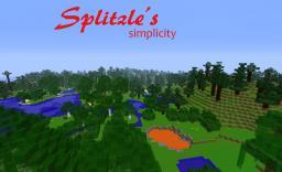 Splitzle's Simplicity [100+ DLS][DISCONTINUED] Minecraft Texture Pack