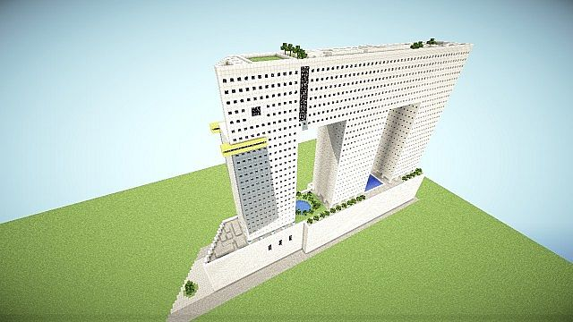Elephant Building Minecraft Project