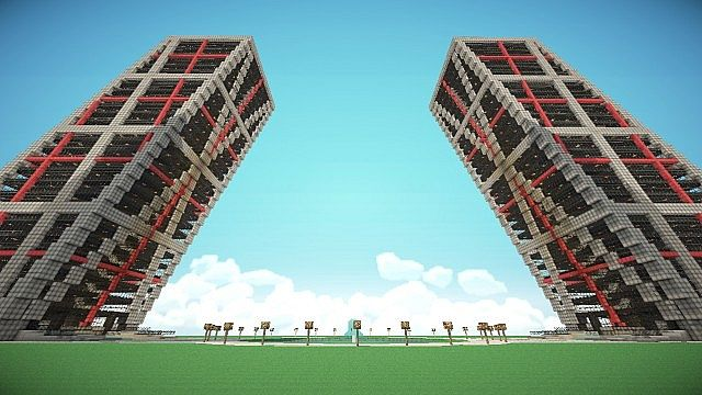 Gate Of Europe Minecraft Project