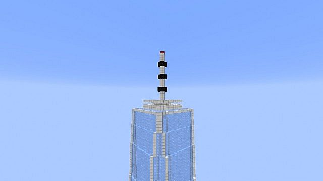 Freedom Tower One Minecraft Project