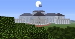 Canberra Palace & Gardens Minecraft Project