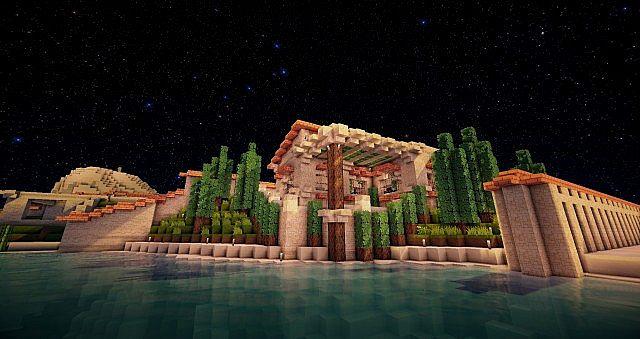 Italian House Minecraft Project