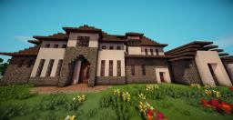 Chateau Genevievi -Fully Furnished Minecraft Map & Project