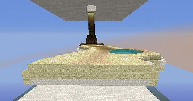 The Desert Sector so far.