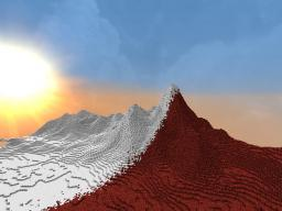 Frozen Death Minecraft Map & Project