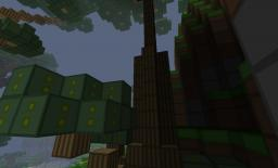 Rainforest Minecraft Map & Project