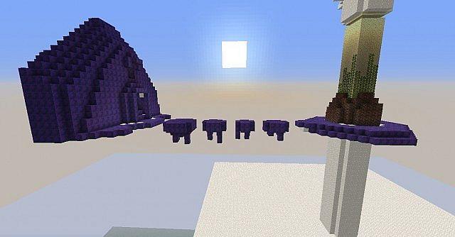 The Mountain Sector so far.