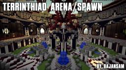 Terrinthiad Arena / Spawn | Download Link | Terraformed | Unique Minecraft Map & Project