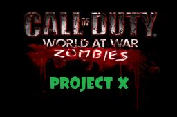 Nazi Zombies Project X Minecraft Map & Project