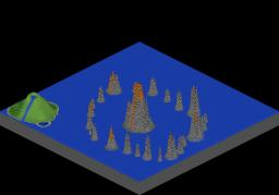 A completely different world Minecraft Map & Project