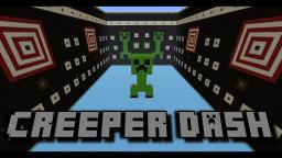 Creeper Dash (Minigame) Minecraft Project