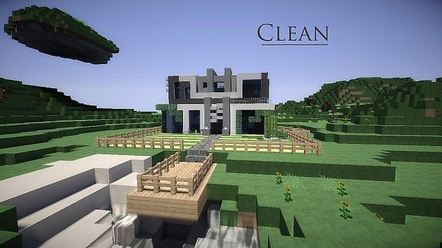 how to clear area in minecraft