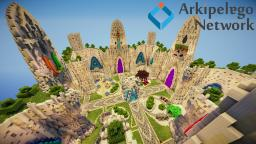 Arkipelego Network Hub Minecraft Project