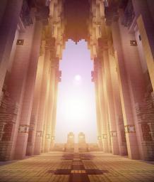 The lands of Alinua Minecraft