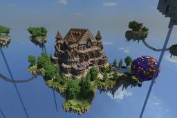 Maelebeorg - The Minecraftian capital [12th place in contest] Minecraft