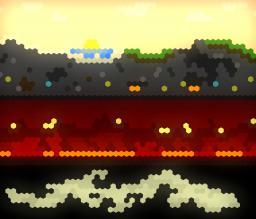 The Worlds of Minecraft - Hexel Art Creation Minecraft Blog