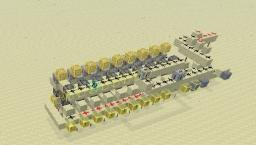Scoreboard Calculator Minecraft Project