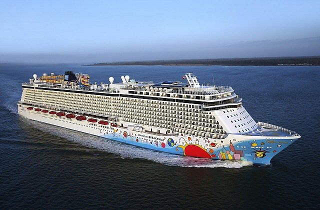 Norwegian Breakaway 11 Scale Cruise Ship Download