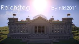 Reichstag - Germany Minecraft Map & Project