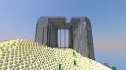 PVP island #1 (Desert tower) Minecraft Map & Project