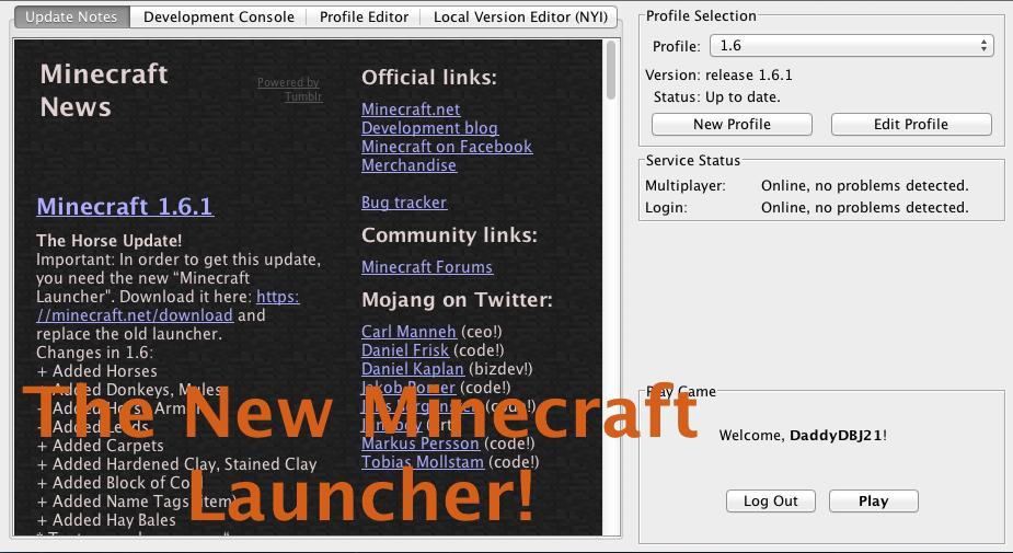 minecraft launcher free download latest version