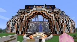 Bana Minecraft Map & Project
