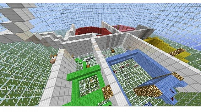 The Glass Bottle Minecraft Project