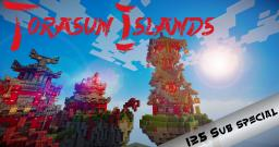 Torasun Island [125 Sub Special!] [VCGB] Minecraft Map & Project