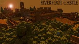 Medieval Kingdom - Riverfoot Castle (50+ Unique Buildings) Minecraft Map & Project