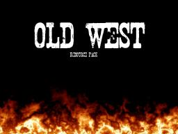 Old West [Resource Pack] Minecraft