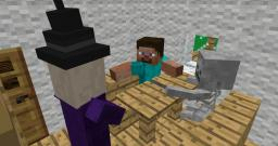 """What you want"" Minecraft Animation Picture"