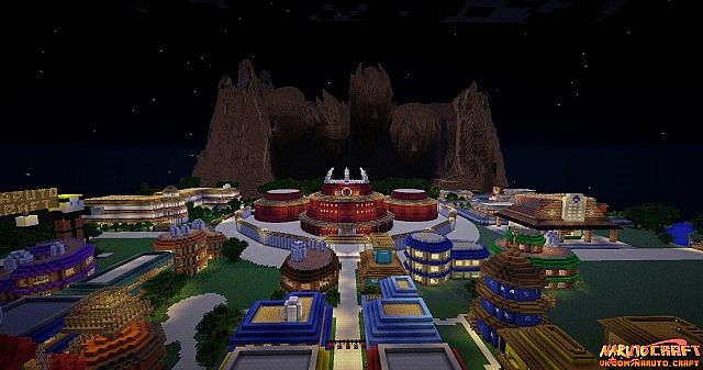 Portal naruto project downloads browse and download minecraft naruto projects by the planet minecraft community gumiabroncs Images