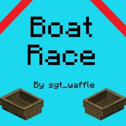 sgt_waffle's Boat Race Minecraft Map & Project