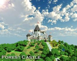 Forest Castle Minecraft