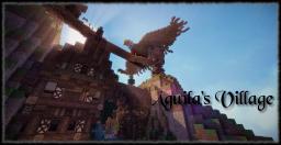 Águila's Village Minecraft Map & Project