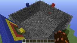 TnT PvP Minecraft Map & Project