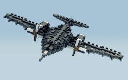Outlands - Phoenix ImperialGunship Minecraft Project