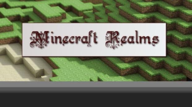 Minecraft PE Realms Minecraft Blog