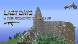(1.6+) Last Days V1 Minecraft Map & Project