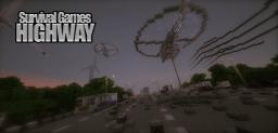 The Survival Games Highway Minecraft Map & Project