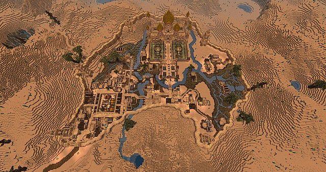 Карты для Майнкрафт 1.7.10 - gameminecraft.ru