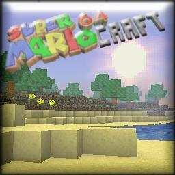 SuperDeathfall's super  mariocraft 64 rescourse pack