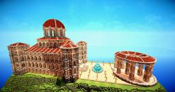 Palace of Grace Minecraft Map & Project