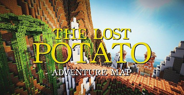 Adventure Map The Lost Potato Played By The Yogscast - Maps fur minecraft 1 10