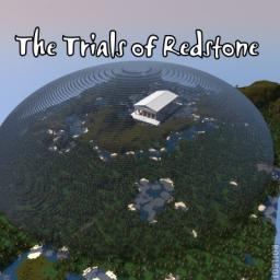 The Trials of Redstone Adventure map Minecraft Map & Project