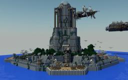 Outlands - Steamport Wildsea Minecraft Project